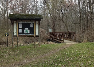 Demarest Nature Center - Duffy Bridge